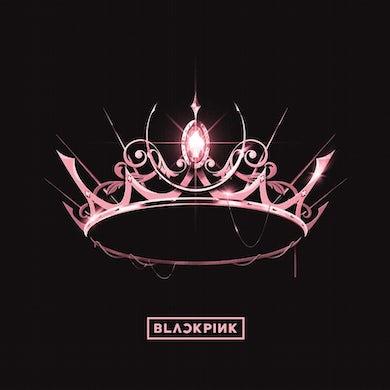 BLACKPINK THE ALBUM (Pink LP) Vinyl Record