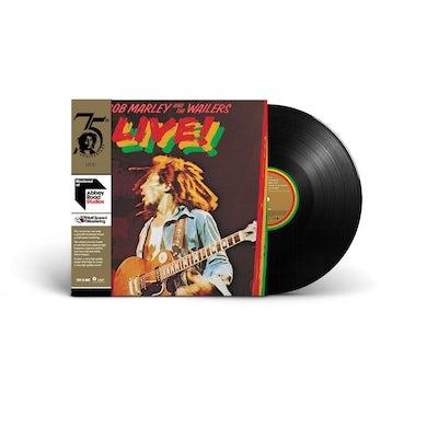 Bob Marley Live! (Half-Speed LP) Vinyl Record
