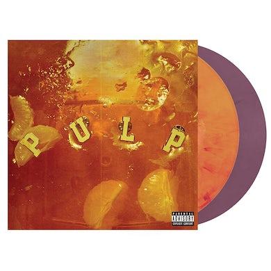 Ambre Pulp (Director's Cut) (Orange Marble/Grey Blue 2 LP) Vinyl Record