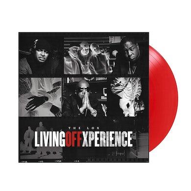 LIVING OFF XPERIENCE (X) (RED VINYL/2LP) Vinyl Record