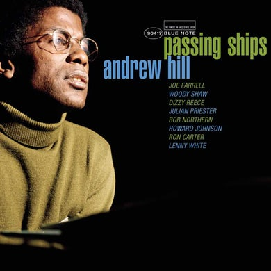 Passing Ships (Blue Note Tone Poet Series 2LP) Vinyl Record