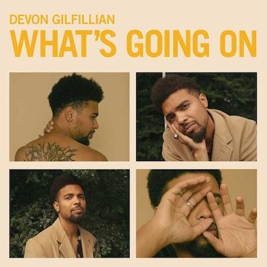 Devon Gilfillian What's Going On (LP) Vinyl Record