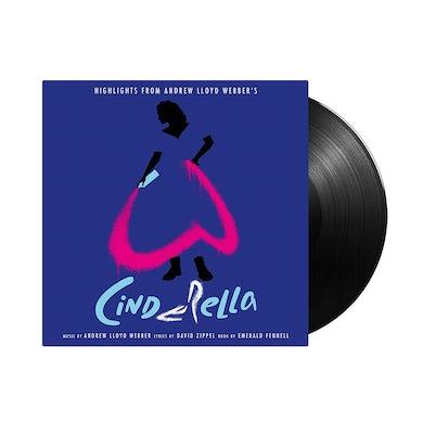 """Highlights From Andrew Lloyd Webber's """"Cinderella"""" (LP) Vinyl Record"""