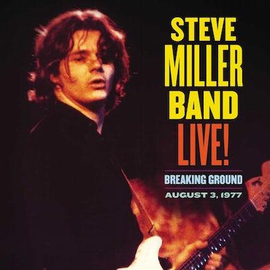 Live! Breaking Ground August 3, 1977 (2 LP) Vinyl Record