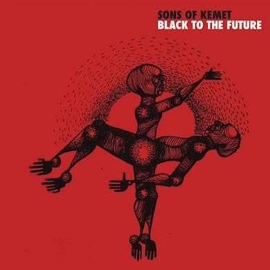 Black To The Future Vinyl Record