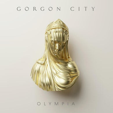 Gorgon City Olympia (Semi-Transparent 2 LP) Vinyl Record