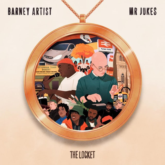 Mr Jukes / Barney Artist
