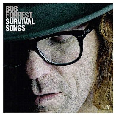 Bob Forrest Survival Songs (Lp) Vinyl Record