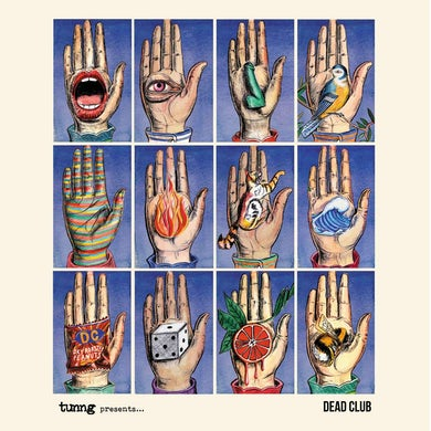Tunng Presents...Dead Club  Clear Vinyl Record