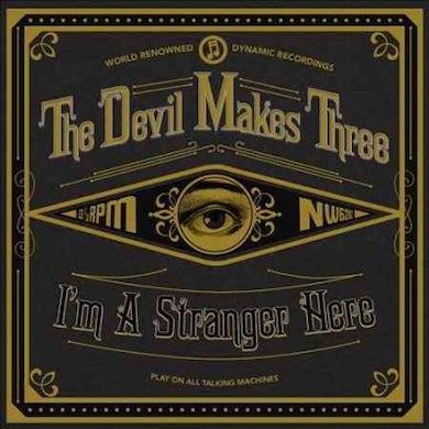 I'm a Stranger Here Vinyl Record