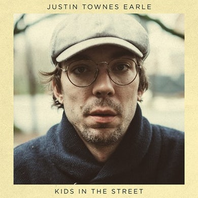 Justin Townes Earle Kids in The Street Vinyl Record