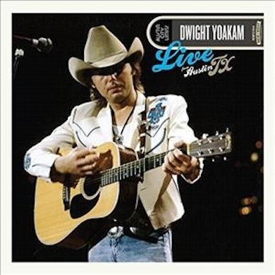 Dwight Yoakam Live From Austin, TX Vinyl Record
