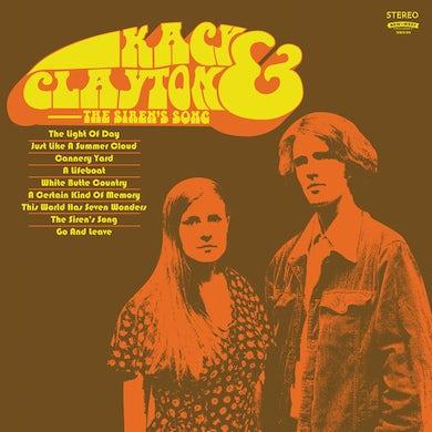 Kacy & Clayton Siren's Song Vinyl Record