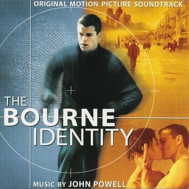 The Bourne Identity (Military Green LP) Vinyl Record