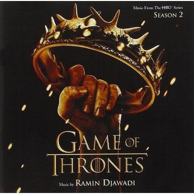 Game Of Thones Season 2 (OSC) Vinyl Record