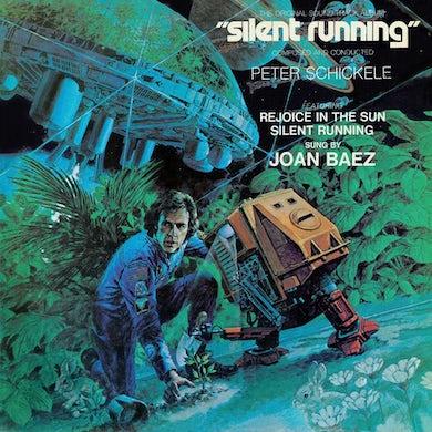 Silent Running (LP)(Green) Vinyl Record