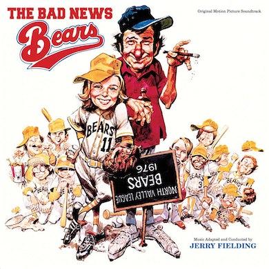 Bad News Bears (LP)(Yellow) Vinyl Record