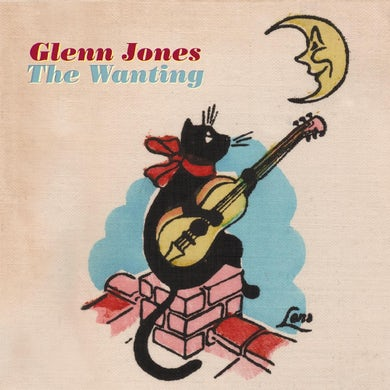 Glenn Jones Wanting Vinyl Record