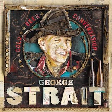 George Strait Cold Beer Conversation Vinyl Record