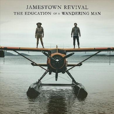 Jamestown Revival Education Of A Wandering Man Vinyl Record