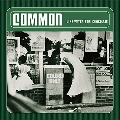 Common Like Water For Vinyl Record