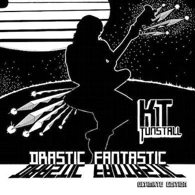KT Tunstall DRASTIC FANTASTIC (OPAQUE PLUM VINYL/2LP/TANGERINE 10INCH) Vinyl Record
