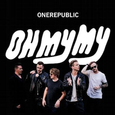 OneRepublic Oh My My Vinyl Record
