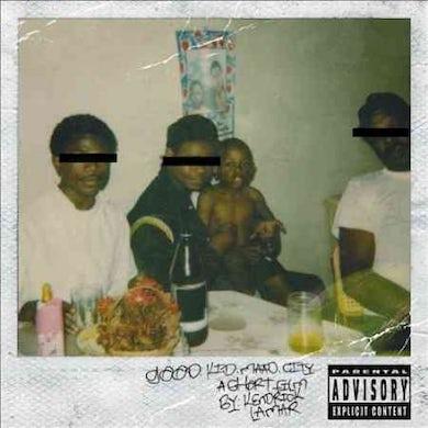 Kendrick Lamar good kid, m.A.A.d city Vinyl Record