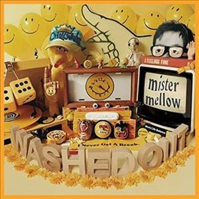 Washed Out Mister Mellow Vinyl Record