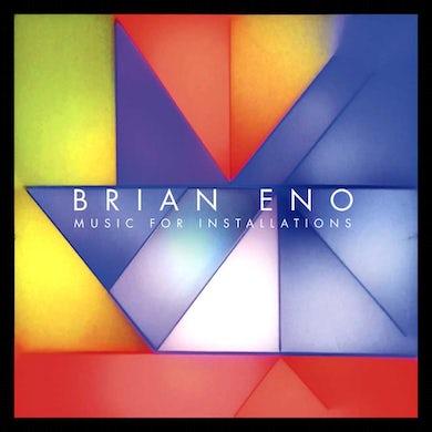 Brian Eno Music For Installations Vinyl Record