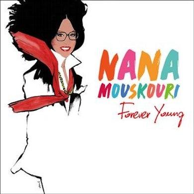 Nana Mouskouri Forever Young Vinyl Record