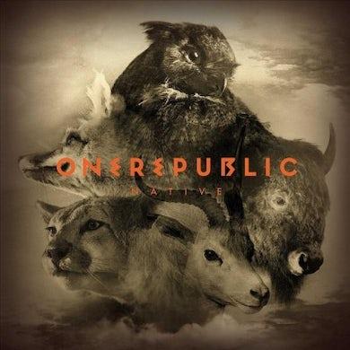 OneRepublic Native Vinyl Record