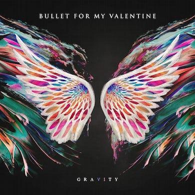 Bullet For My Valentine Gravity/Radioactive Vinyl Record