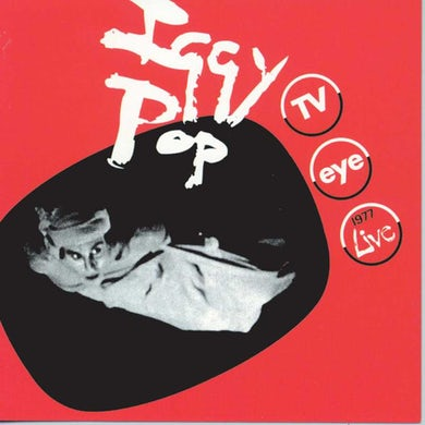 Iggy Pop TV Eye Live Vinyl Record