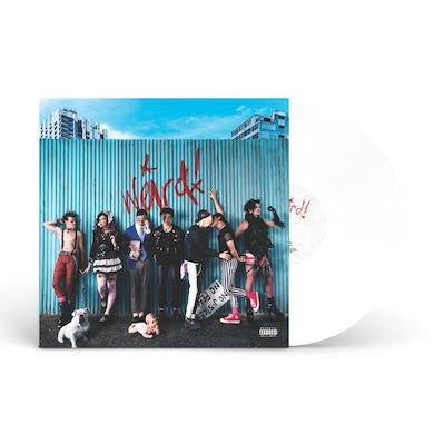 YUNGBLUD weird! (White LP) Vinyl Record