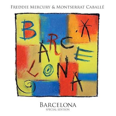 Barcelona Vinyl Record