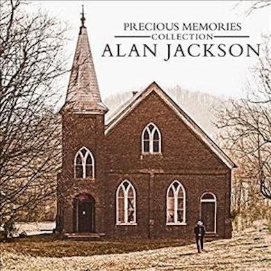 Alan Jackson Precious Memories Collection Vinyl Record