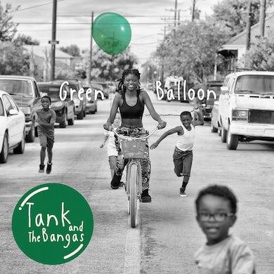 Tank and the Bangas GREEN BALLOON (2LP) (PA) Vinyl Record