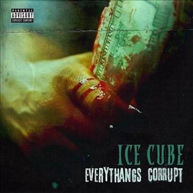 Ice Cube Everythangs Corrupt Vinyl Record