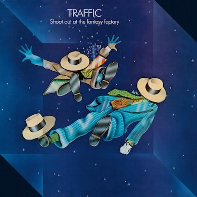 Traffic Shoot Out At The Fantasy Factory (LP) Vinyl Record