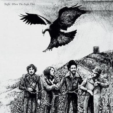 When The Eagle Flies (LP) Vinyl Record