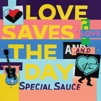 Love Saves The Day Vinyl Record