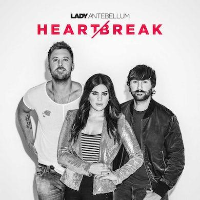 Lady A Heart Break Vinyl Record