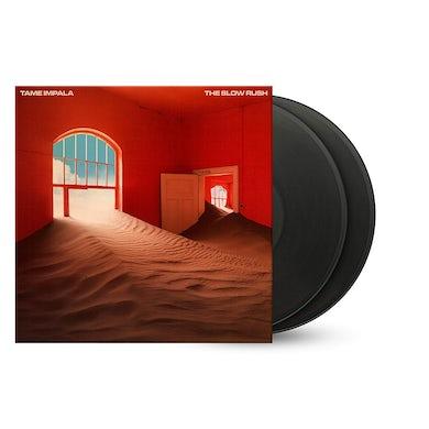 Tame Impala The Slow Rush (2 LP)(Black) Vinyl Record