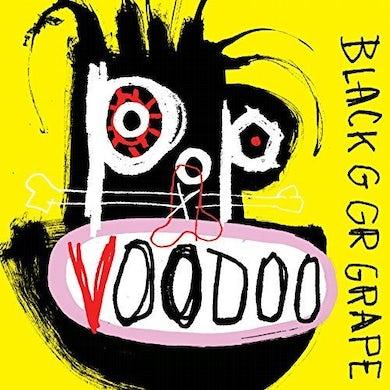 Black Grape Pop Voodoo Vinyl Record