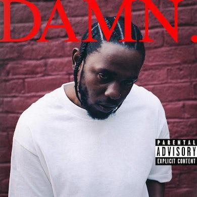 Kendrick Lamar DAMN. Vinyl Record