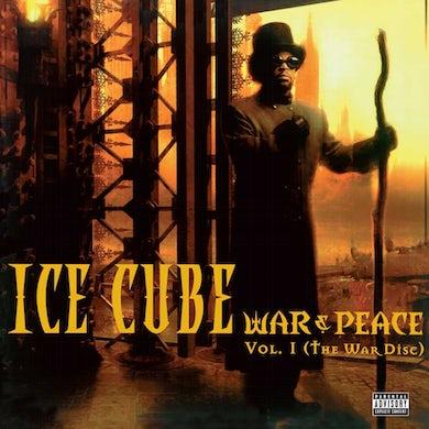 Ice Cube War & Peace Vol. 1 (The War Disc) Vinyl Record