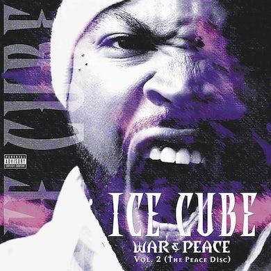 Ice Cube War & Peace Vol. 2 (The Peace Disc) Vinyl Record