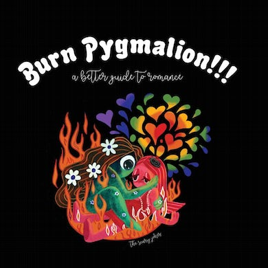Burn Pygmalion!!! A Better Guide to Romance (Fiery Red Galaxy LP) Vinyl Record