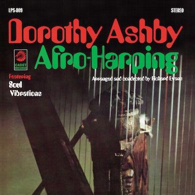 Dorothy Ashby Afro-Harping Vinyl Record
